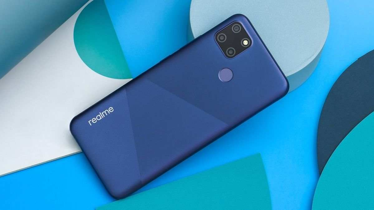 Realme C12 Smartphone Launched, know price and specs | Frotal